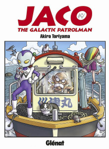 Jaco the Galactic Patrolman affiche