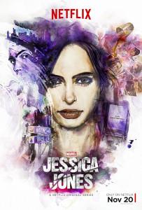 Marvels Jessica Jones affiche