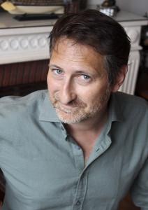 L'écrivain Fabien Cerruti