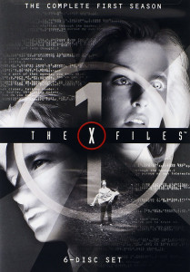 The X Files s1 affiche