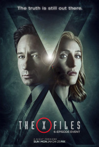 The X Files s10 affiche