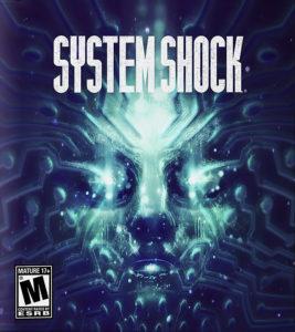 system shock demo affiche