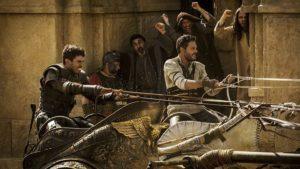 Ben-Hur et Messala