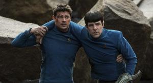 Star Trek Beyond Bones et Spock