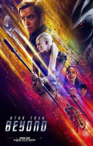 Star Trek beyond affiche