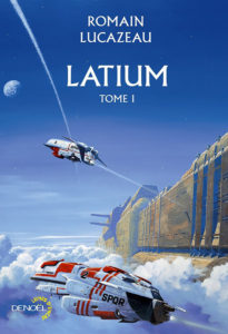 Latium tome1 affiche