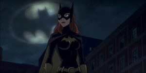 The Killing joke - Batgirl
