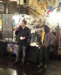 Incarnatis launch Marc Frachet Odile Schmitt