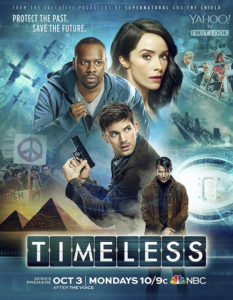 Timeless affiche