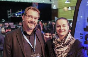 Utopiales 2016 Marc et Lynda Frachet d'Incarnatis