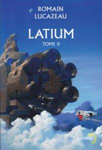 Latium tome II affiche