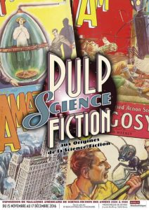 Expo Pulp Science Fiction affiche