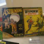 Expo Pulp Science Fiction - Astounding & Wonder Stories