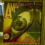 "Expo Pulp Science Fiction - Amazing Stories ""scientifiction"""