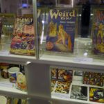 Expo Pulp Science Fiction - Weird Tales