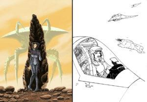 Le Pixx illustrations 3 et 4
