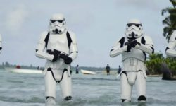 Rogue One : A Star Wars story iau