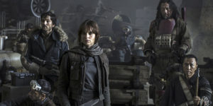 Rogue One : A Star Wars story team