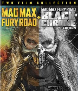 Mad Max : Fury Road Black & Chrome affiche