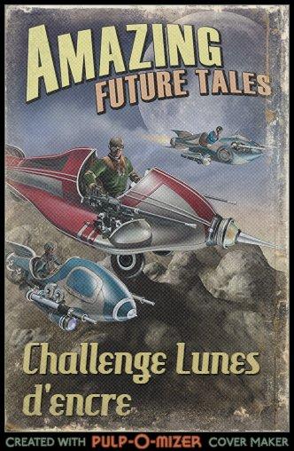 Amazing Future Tales Pulp-O-Mizer Cover