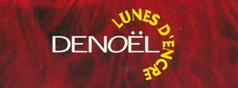 Denoël Lunes d'encre logo
