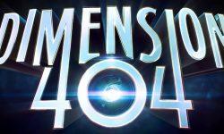 Dimension 404 iau