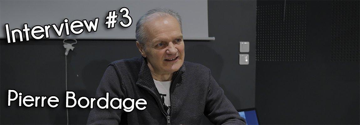 Entretien avec Pierre Bordage