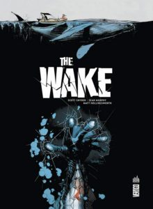 The Wake comics affiche