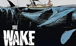 The Wake comics iau