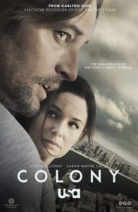 Colony affiche