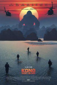 Kong : Skull Island affiche