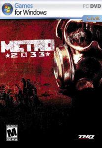 Metro 2033 jeu affiche