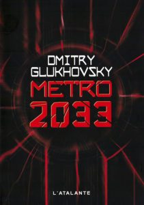 Metro 2033 roman affiche