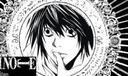 Death Note manga iau