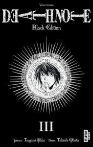 Death Note manga affiche