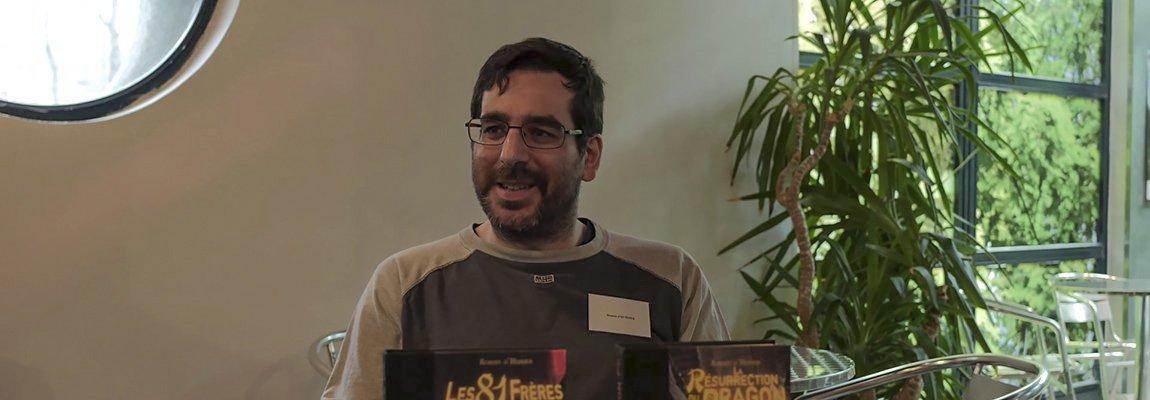 Entretien avec Romain d'Huissier, auteur des « Chroniques de l'Etrange » !