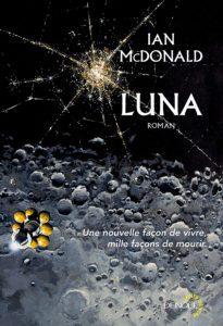 Ian McDonald Luna affiche