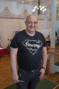 Jean-Hugues Villacampa - président du Festival imaJn'ère