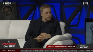 Star Wars Celebration - Alan Tudyk (K-2SO)