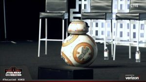 Star Wars Celebration - BB-8