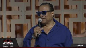 Star Wars Celebration - Billy Dee Williams (Lando Calrissian)