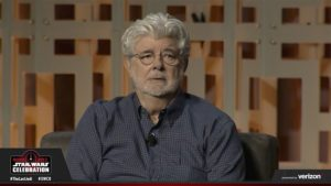 Star Wars Celebration - George Lucas