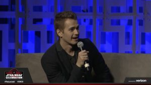 Star Wars Celebration - Hayden Christensen