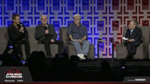 Star Wars Celebration - Hayden Christensen et Ian McDiarmid