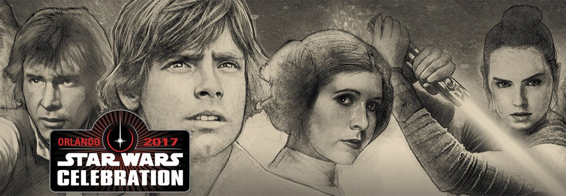 Star Wars Celebration 2017, La Force a 40 ans !