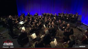 Star Wars Celebration - John Williams orchestre2