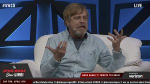Star Wars Celebration - Mark Hamill