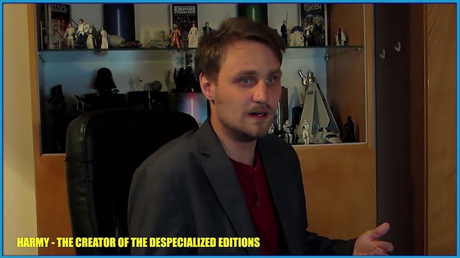 Harmy's Star Wars Despecialized - La Revanche des Fans ! - Le Mont