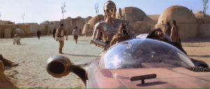 Star Wars Despecialized - C3-PO (Anthony Daniels)