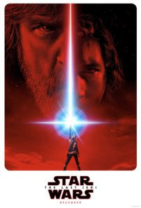 Star Wars The Last Jedi teaser affiche